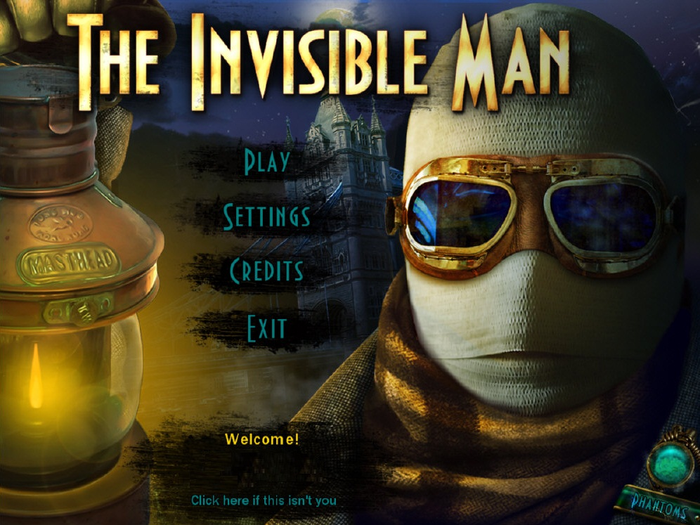 The Invisible Man free download