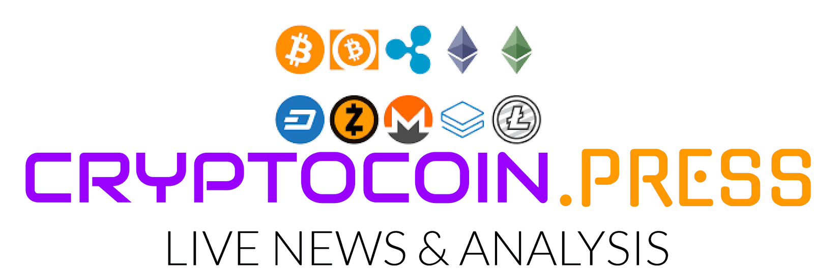 Crypto Coin Press - Crypto News, ICO's, Analysis, Live Prices