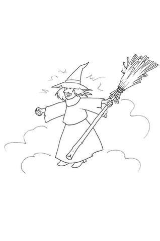 bruxa magico de oz
