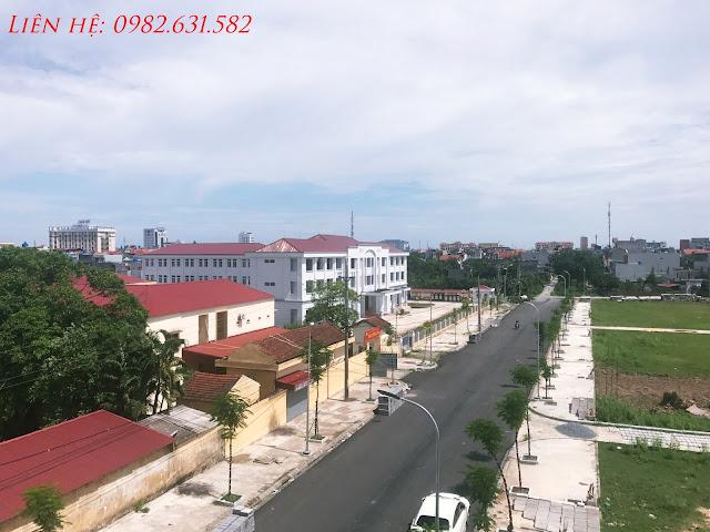 Đất nền khu đô thị Hưng Yên
