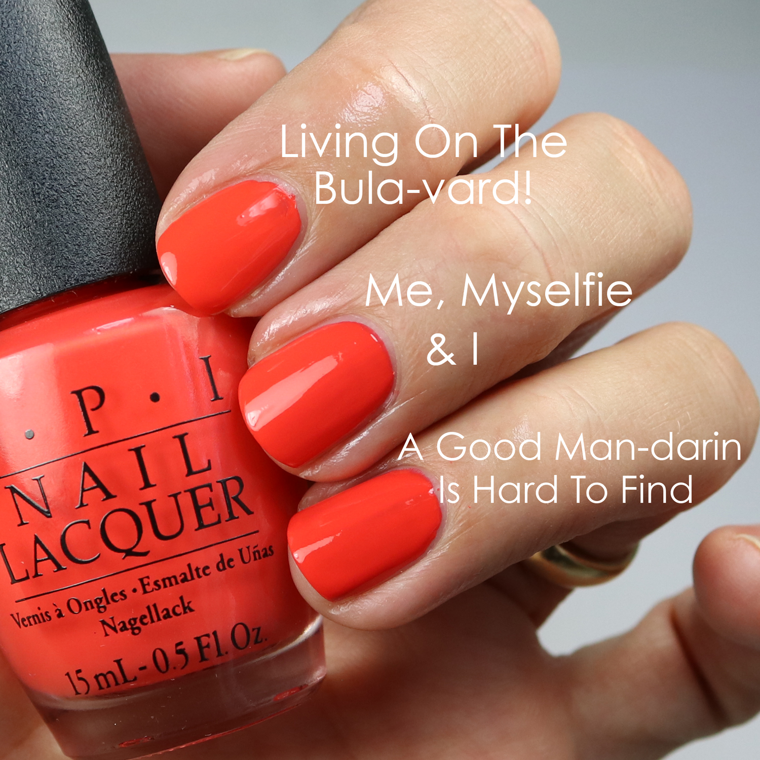 Go Polished: OPI California Dreaming Collection Comparisons!!