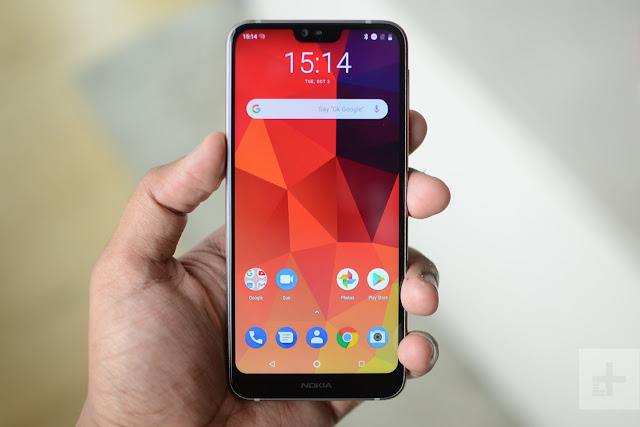 Nokia 7.1 launched - FBARA