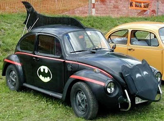 Batmobile Cosplay