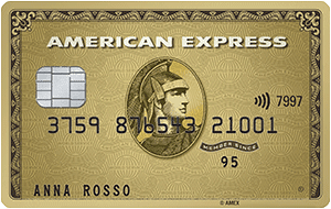 Carta America Express Oro