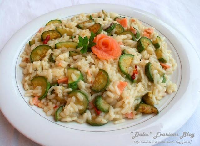 Ricette con le zucchine, primi con le zucchine