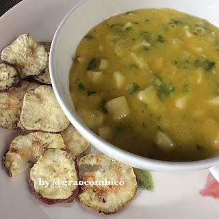 brazilian vegan dish