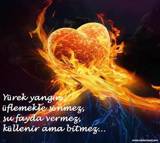 aşk acısı, fayda, gönül yarası, hüzünlü aşk, maşallah, resimli mesajlar, su, üflemekle sönmez, yangın, yürek yangını, Mine Geçeli  Gönlüm Yaralı Şarkı Sözü, acer sözleri