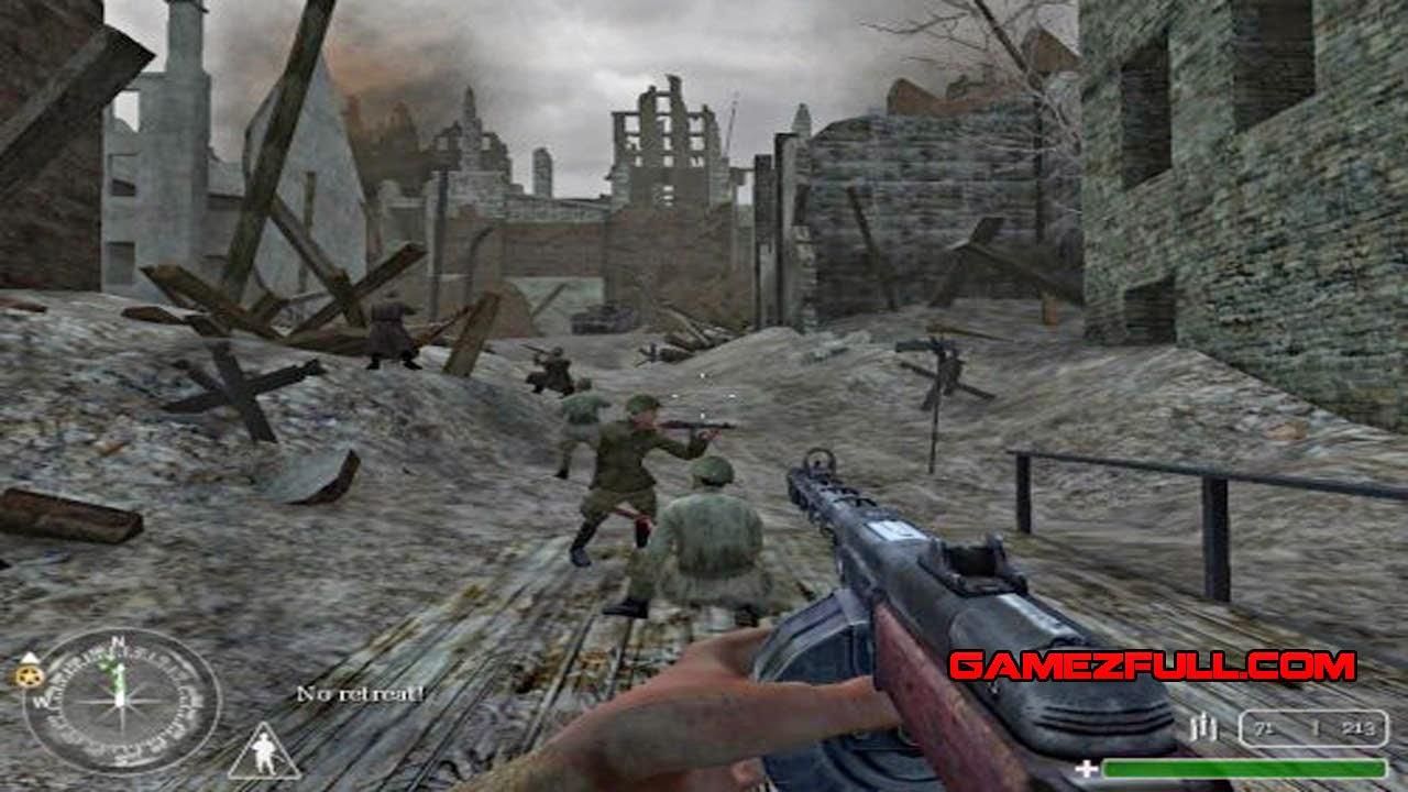 Call Of Duty 1 pc español