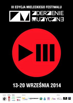 plakat zderzenie muzyczne 2014