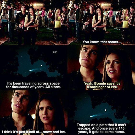 Er Damon og Elena fra vampyr dagbøker dating i det virkelige liv