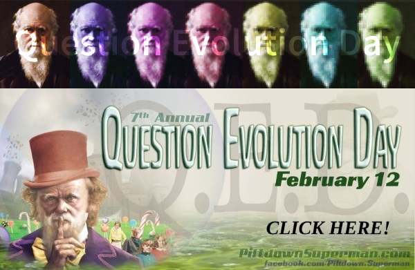 Question Evolution Day cloning genetics CRISPR editing ethics