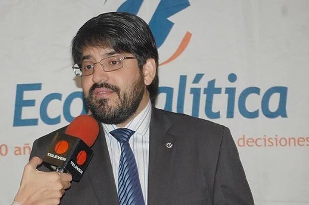 """Asdrúbal Oliveros anuncia inflación de 500.000%, siendo """"conservador"""""""