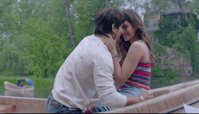 Darasal-Song-Raabta-Sushant-Singh-Rajput-Kriti-Sanon-romantic-photos