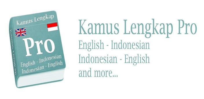 Kamus Bhasa Inggris 900 Milyar Apk: Free Store: Kamus Lengkap Pro English Indonesia Android