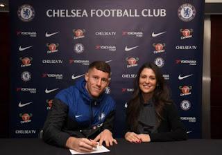 Chelsea Resmi Rekrut Ross Barkley dari Everton