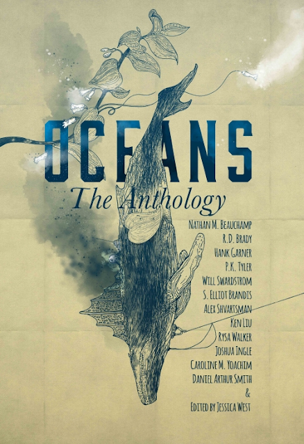OCEANS: The Anthology (Frontiers of Speculative Fiction Book 2) by P. K. Tyler and others