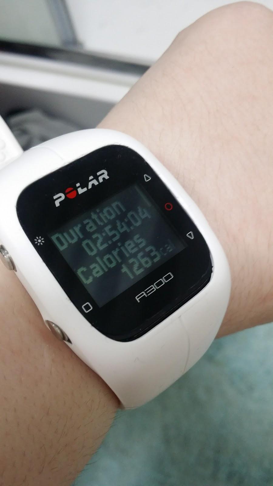 polar a300 watch