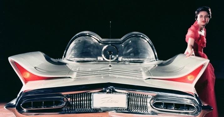 Pearlescent Car Paint >> Before Batman: The Lincoln Futura
