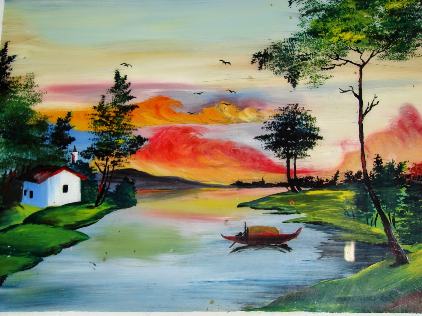 wallpapers art painting - photo #40