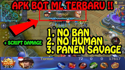 Script Menambah Damage 700 Physical Attack Patch Vale Mobile Legends