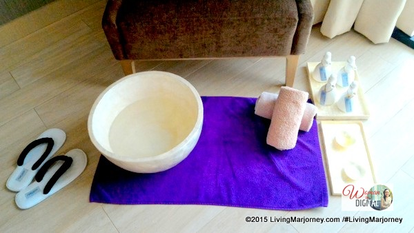 My Experience of Nobu Spa Renewal Body Massage