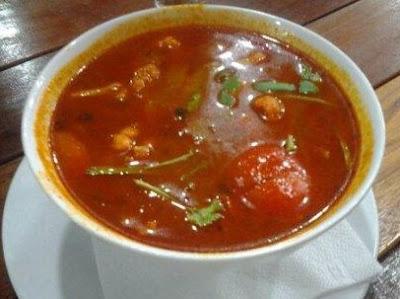Resepi Tomyam Ayam