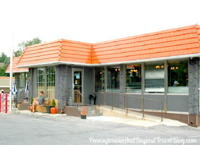 The Cocoa Diner in Hummelstown, Pennsylvania