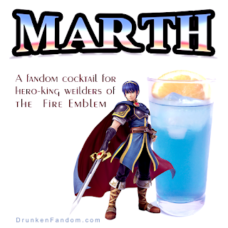 The Marth Noble Highball Cocktail