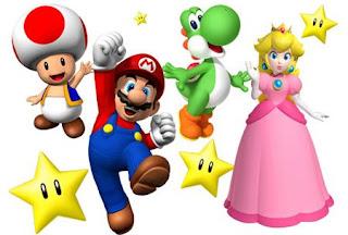 Juegos Roms de Mario Bros, 3DS Español, Mega, Mediafire
