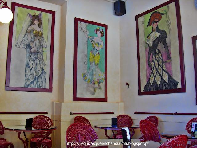 Pinturas ilustrativas de Veneza