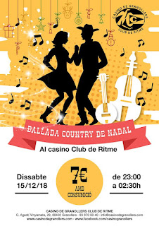 Country en Casino de Granollers