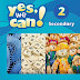 Audios Yes we can, All ready, Brillant Teens, Cross Over & Teens Club