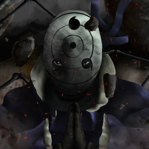 obito uchiha mask sharingan rinnegan naruto anime uhdpaper.com 4K 6.1349 wp.thumbnail