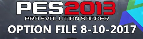 Option File New Transfers for PES Edit 6.0 PES 2013