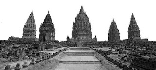 Komplek Candi Roro Jonggrang (Prambanan)