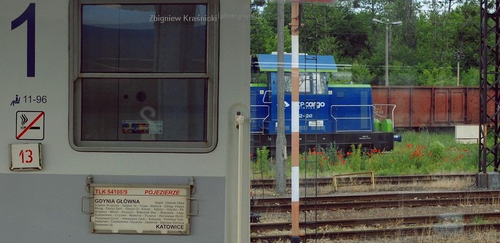 140 lat kolei w Olsztynie. Szyny i bus