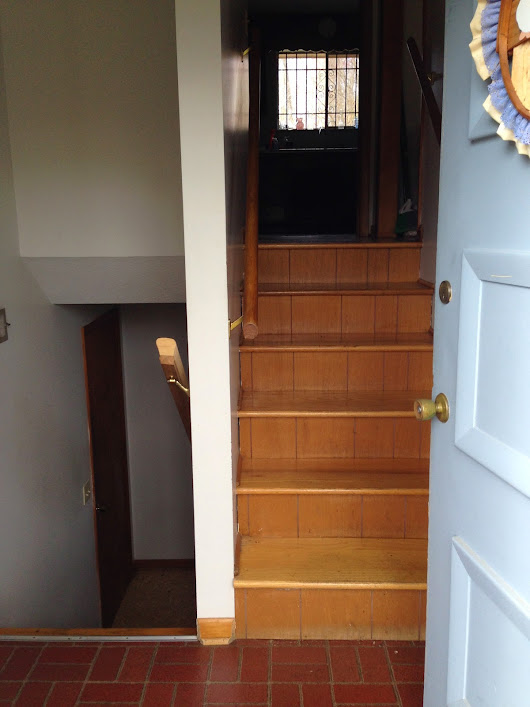 Before and After: Entryway/Hallway