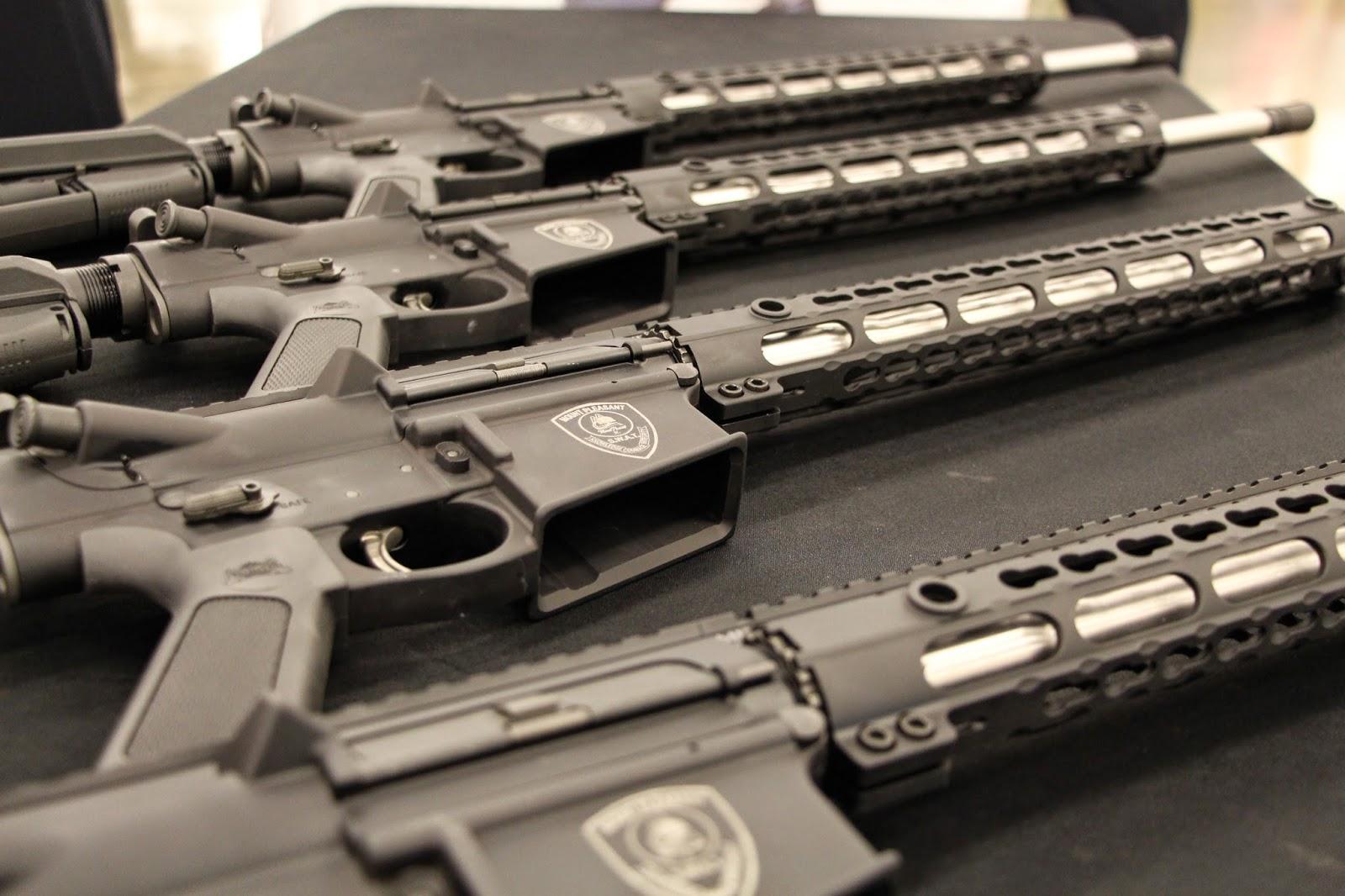Palmetto State Armory Donates Rifles