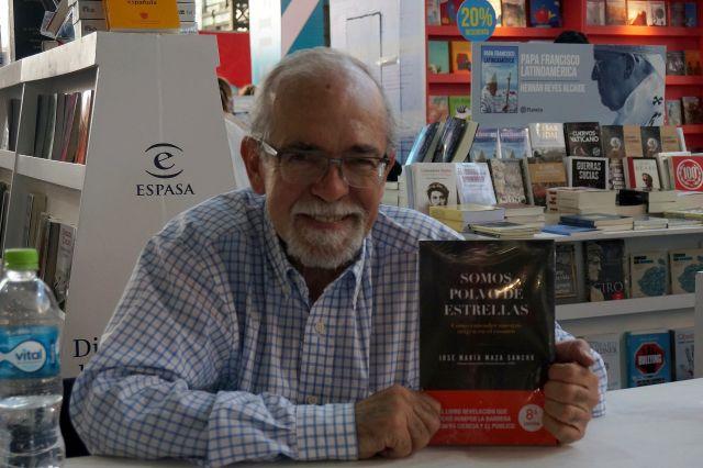 José María Maza Sancho -Premio Nacional de Ciencias Exactas-