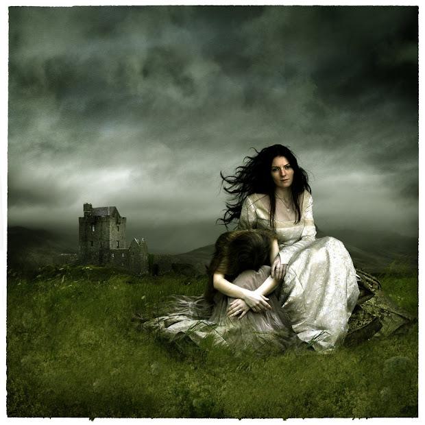 Critter Glitter Sad Gothic Fairytale