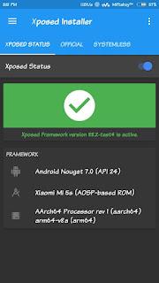 Magisk] [Systemless] Xposed Framework [UNITY] V89-V90b3r22
