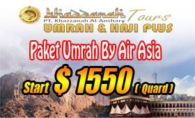 Dena Tour Indonesia Travel Umrah Promo dan Haji Plus