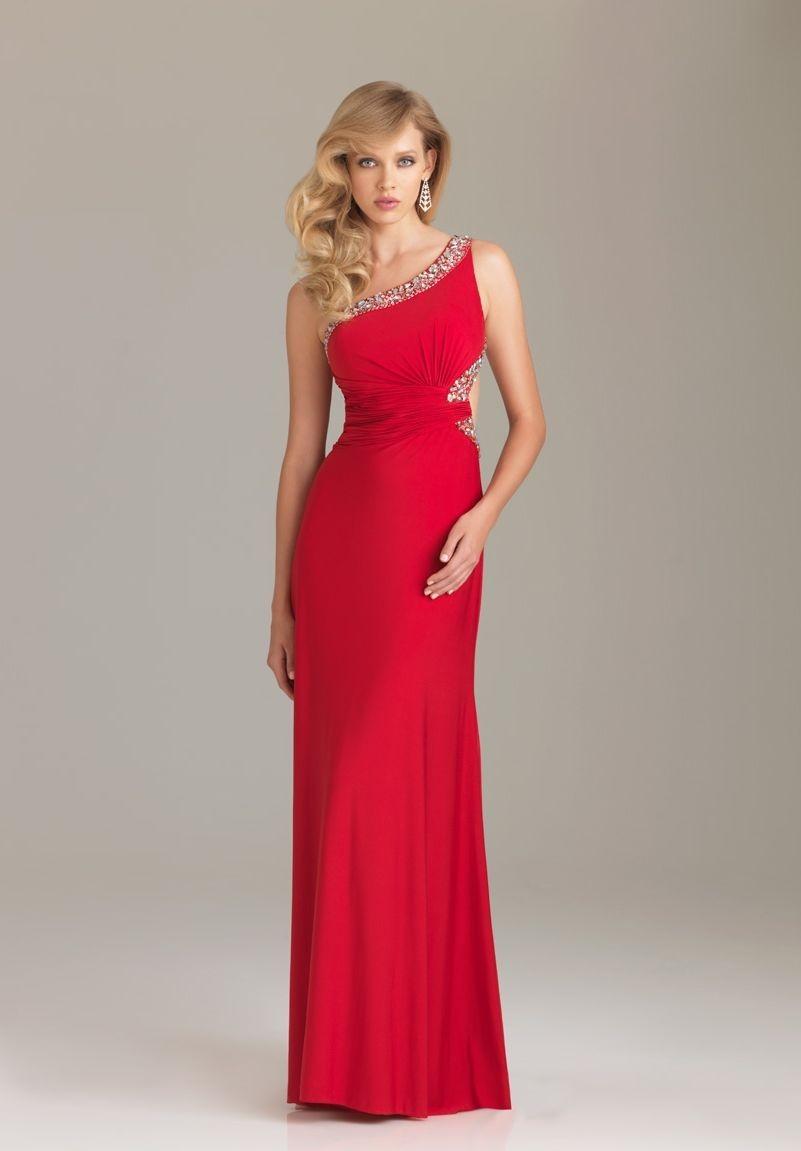 one shoulder prom dress hairstyles - raveitsafe