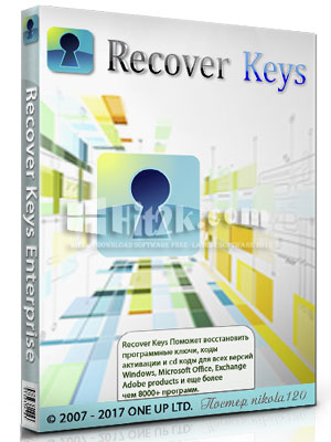 Recover Keys 10 Download Enterprise Crack Download [Latest] is here!