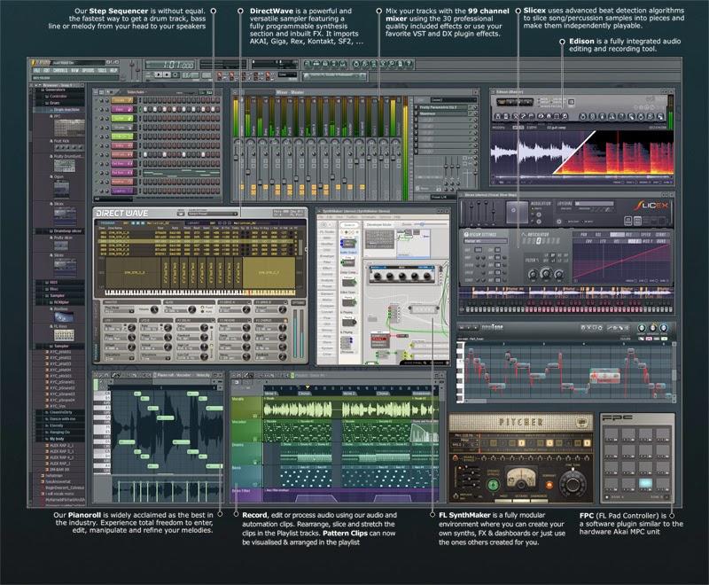 FL Studio Producer Edition 11 download