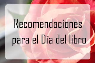 Recomendaciones de libros, sugerencias de libros, criticas