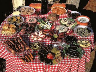 Gastronomia de Chipre