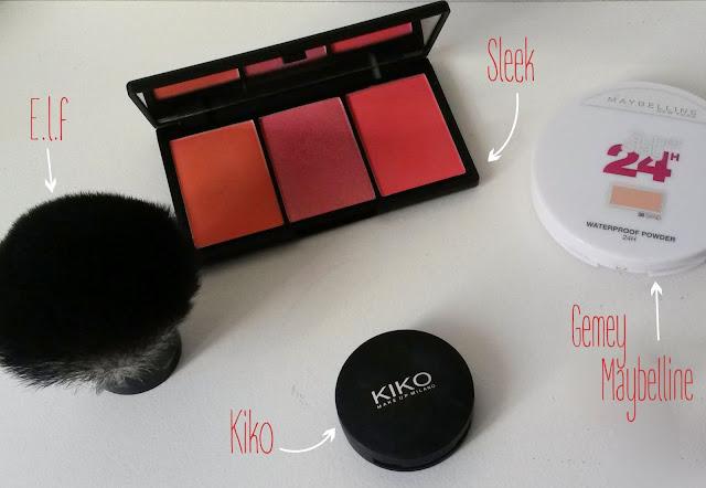Tutoriel maquillage automnal dans les tons cuivrés teint