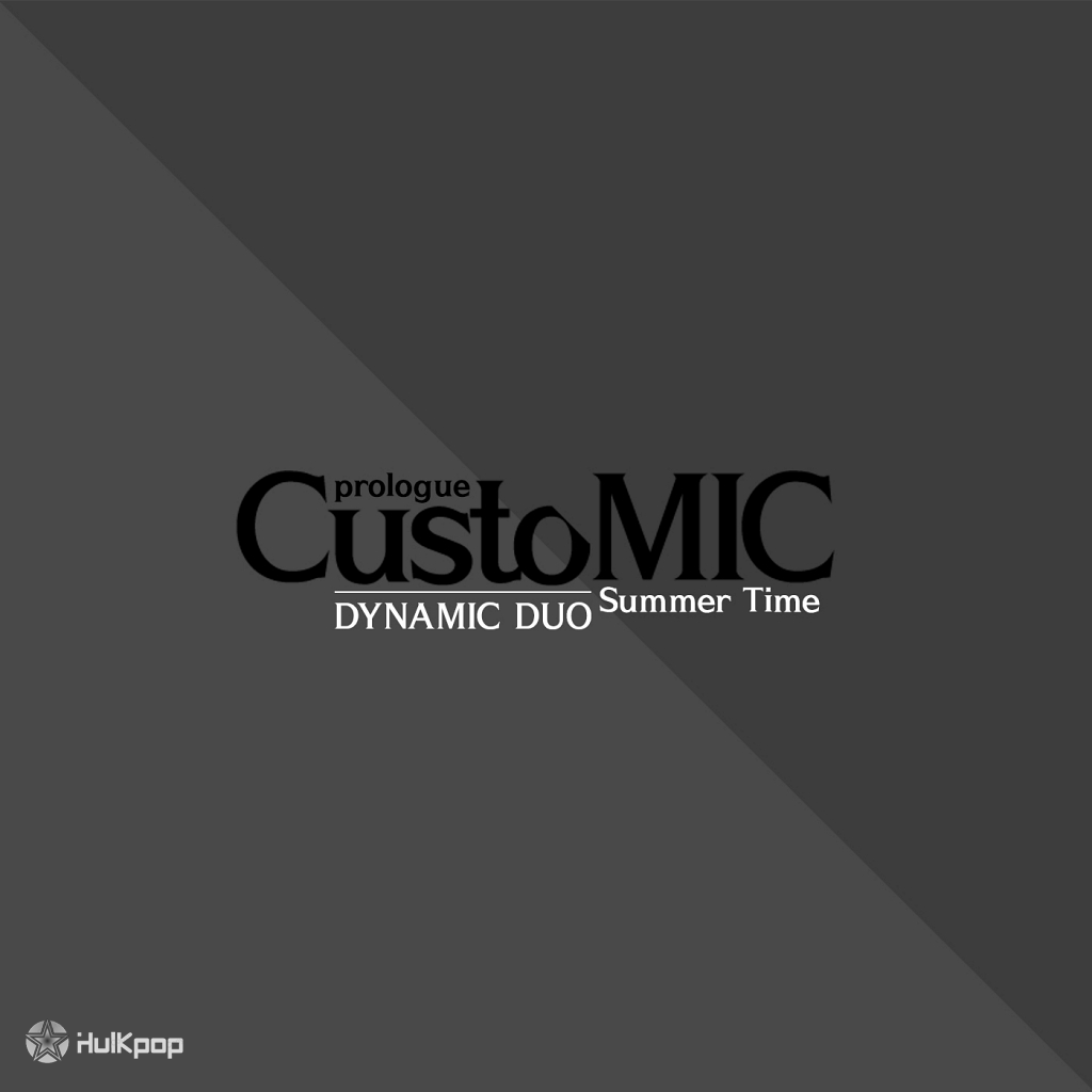 [Single] Dynamic Duo – CustoMIC Prologue