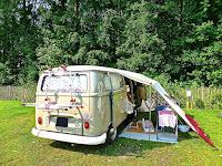 Bulli Bus als Campingmobil